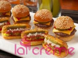 Catering Coctail- Buffet American Burguer